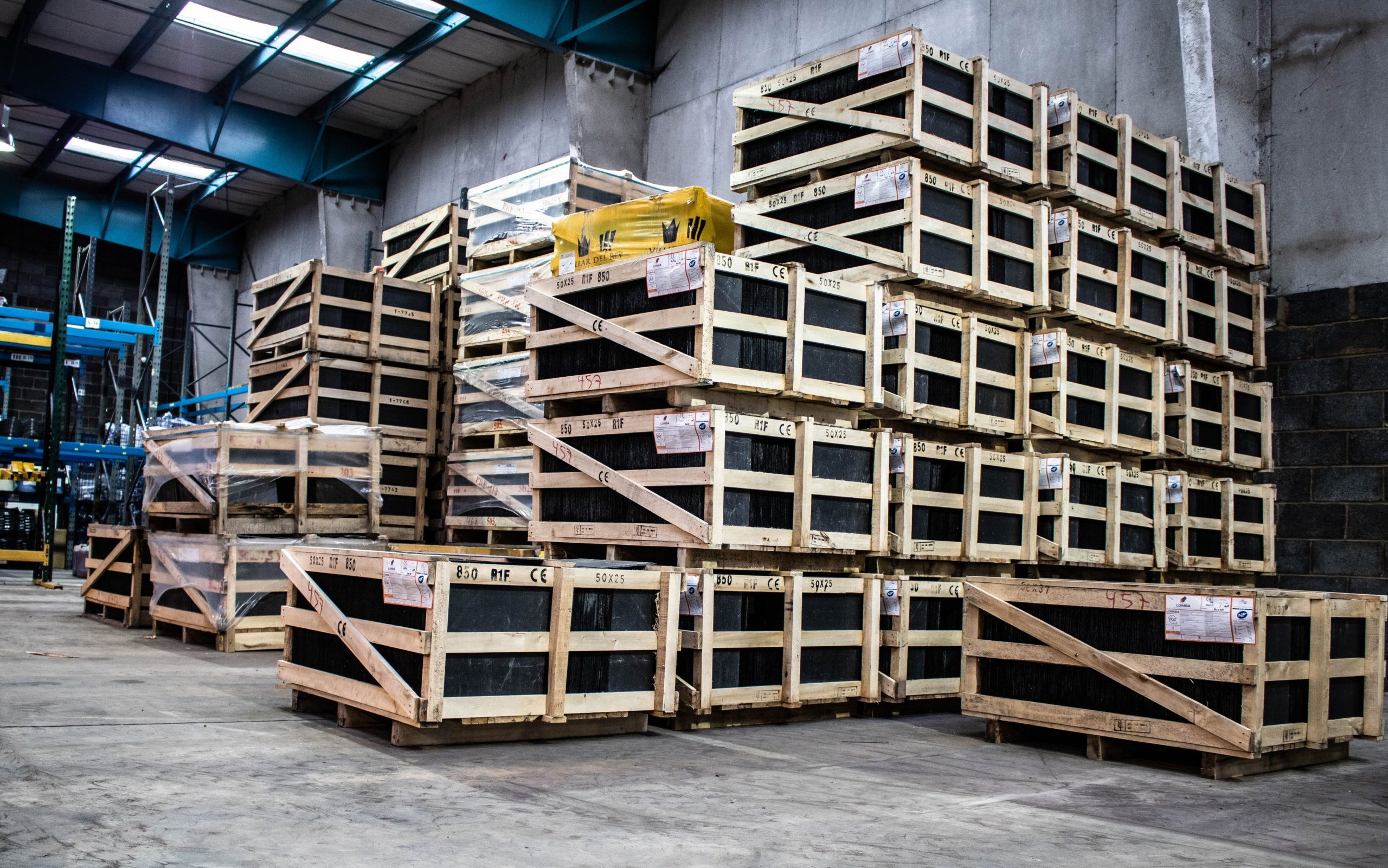 packing and freight companies