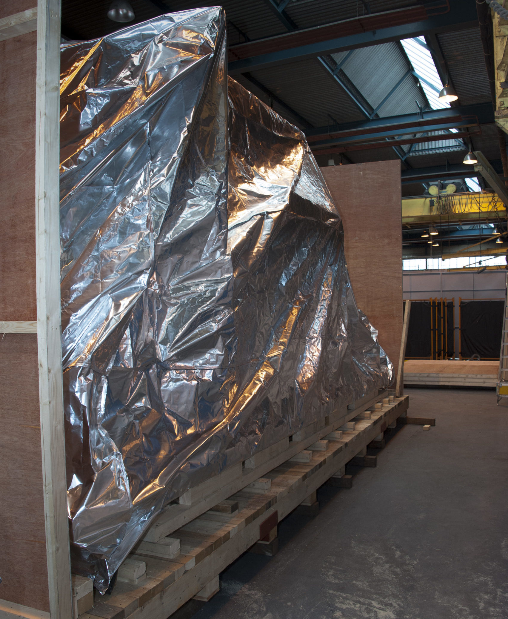 foil packing