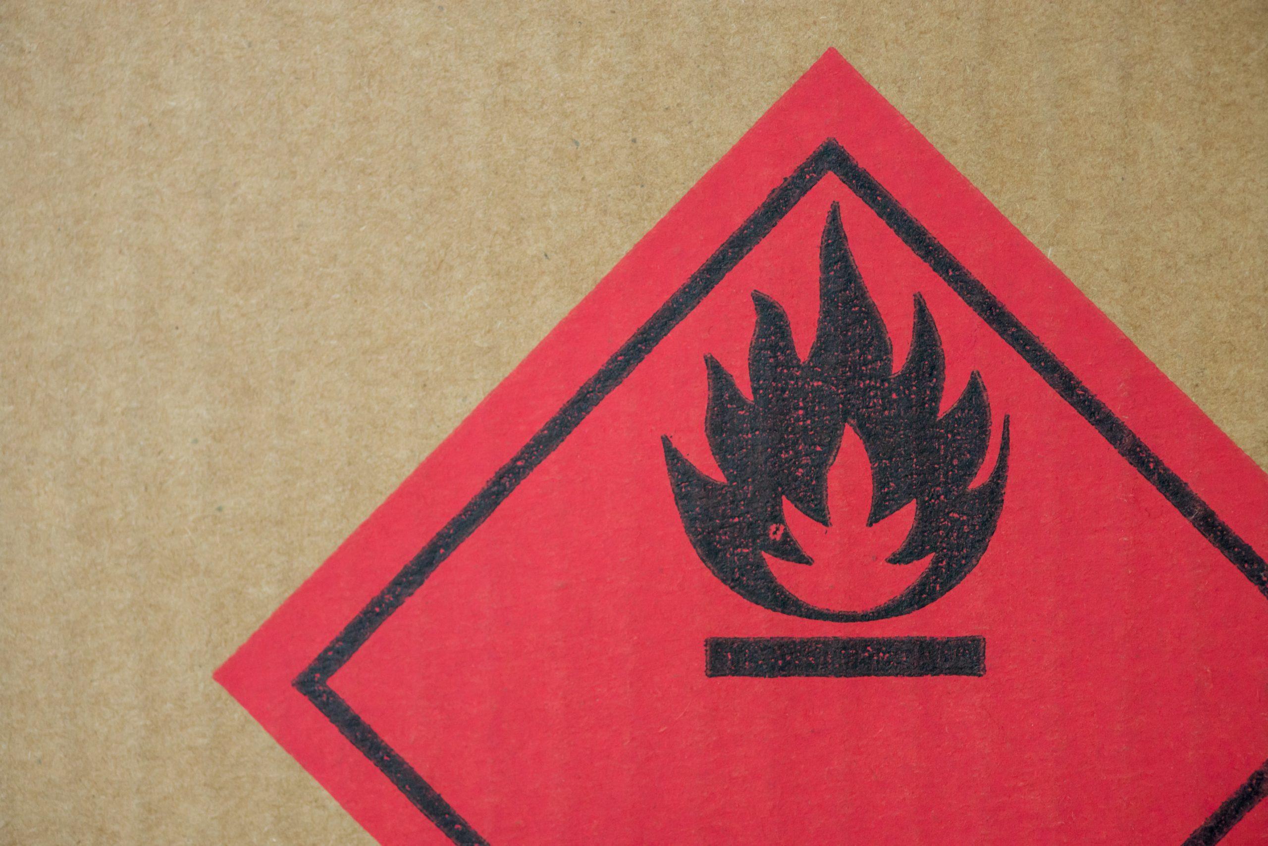packing dangerous goods