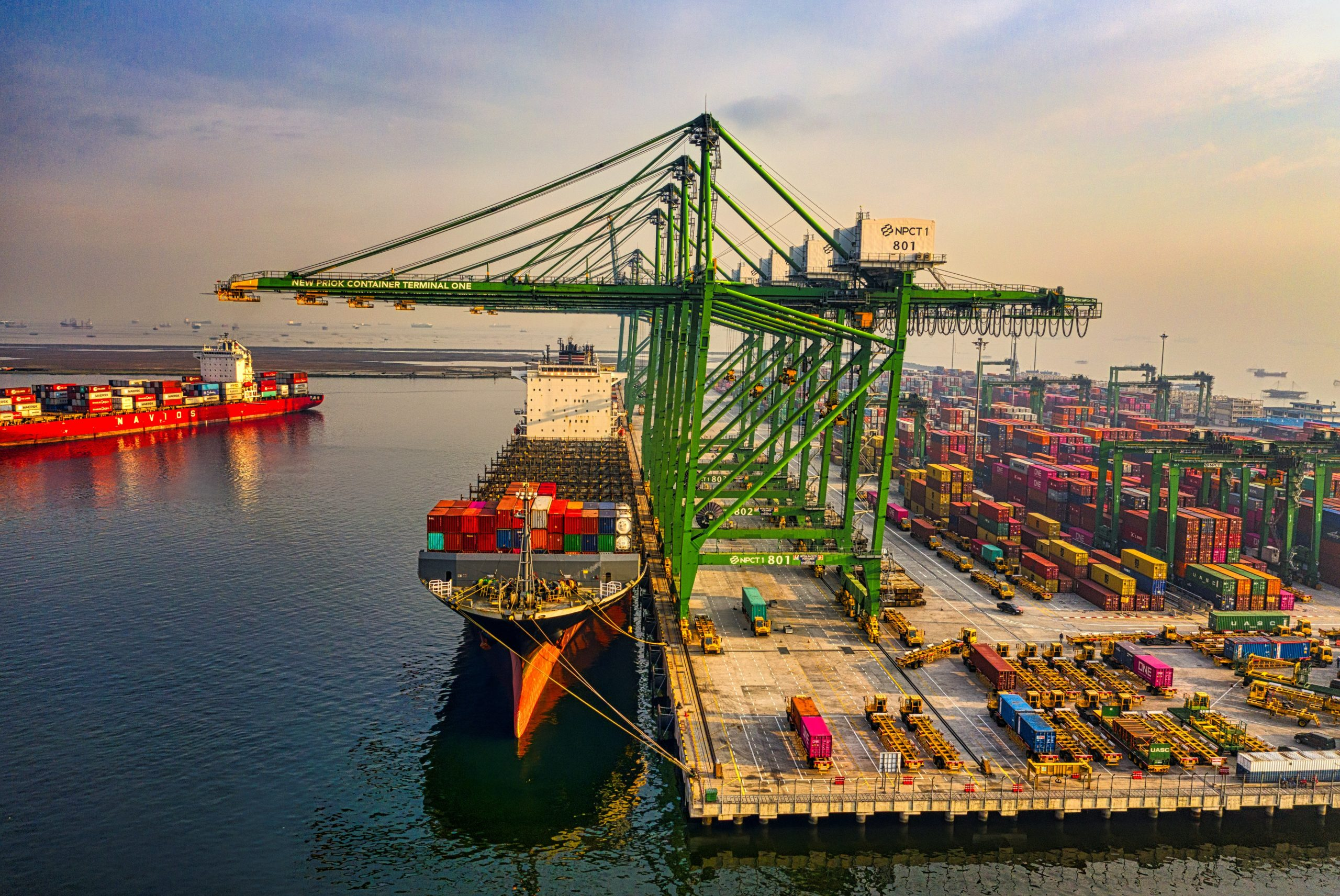 sea and land specialist freight services