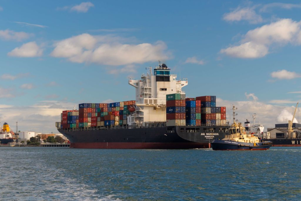 incoterms for sea freight