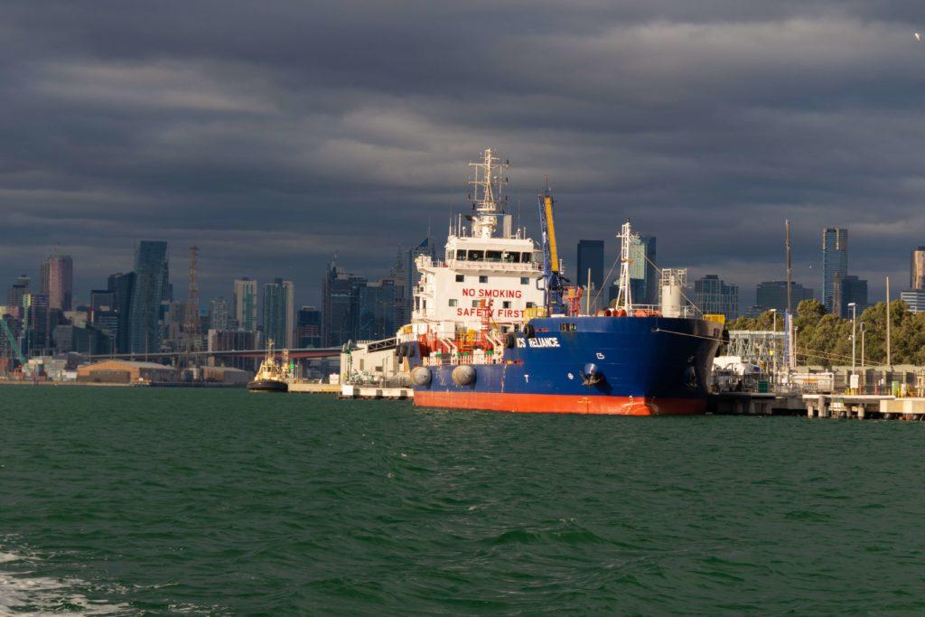 sea freight incoterms